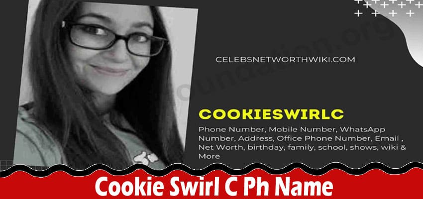 Cookie Swirl C Ph Name (June) Valuable Information Here!