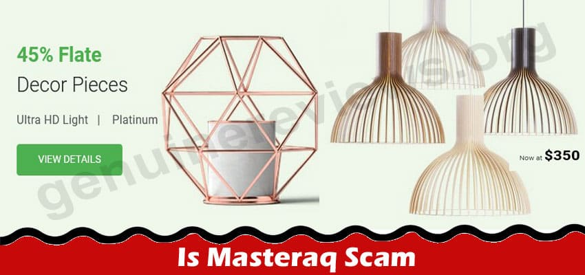 Is Masteraq Scam (July 2021) Great Read and Review Here!
