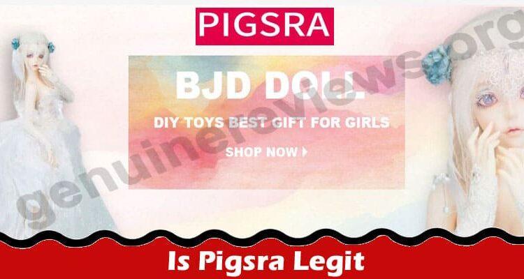 Is Pigsra Legit (Aug) Let Us Condider Reviews Below!